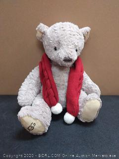 UGG stuffed bear (small tear on left arm)