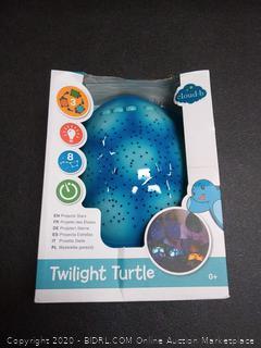 Twilight Turtle - blue