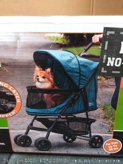 Pat your no zip pet stroller