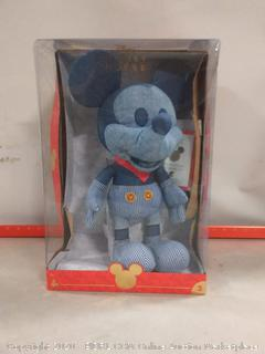 Disney Year of The Mouse Collector Plush - Train Conductor Mickey Mouse (online $30)