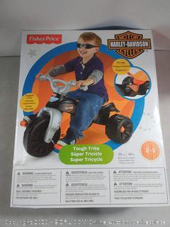 Fisher Price Harley-Davidson motorcycle