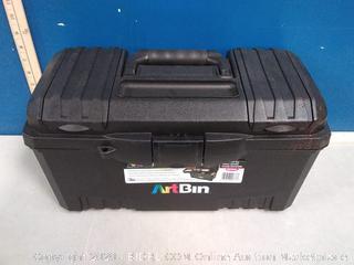 ArtBin 17-Inch Twin Top Tool Box