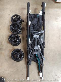 Summer 3Dlite Convenience Stroller, Teal
