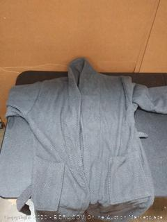 Linum gray robe S/M