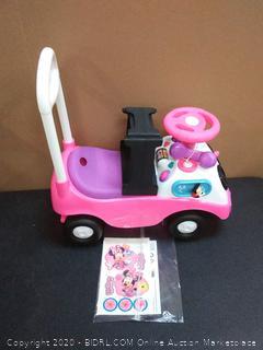Disney My First Minnie Ride-On (Minnie Mouse) by Kiddieland