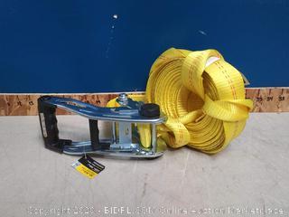 Smart Strap commercial ratchet tie down Double J Hooks