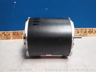 evaporative cooler motor 3/4 HP 2 speed 115 V (online $102)
