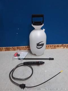 Roundup multi-purpose sprayer three-in-one nozzle