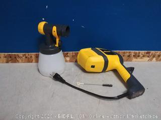 Wagner Control Spray 250 Handheld HVLP Paint Sprayer(powers on)