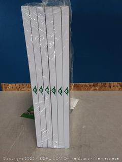 air filterbuy Merv 13 Platinum breathe better 20 x 20 x 1 filter 6 pck (online $53)