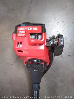 Craftsman gas 2-cycle 25cc gas-powered trimmer(used)(untested)
