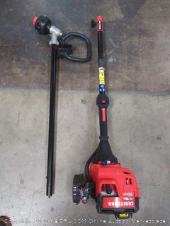 Craftsman gas powered 2-cycle 25cc trimmer (used) (untested)