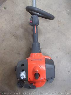 (used)(untested) Husqvarna gas-powered trimmer