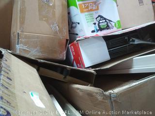 Handy Persons Repair Pallet #31 (Garage Sales, parts, repairs) + some bonus nice items for surprise!