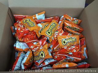 Frito-Lay's snack box 40-count Cheetos crunchy