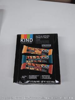kind bars variety pack 12 bars
