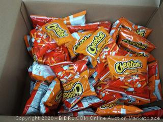 Fritos lays snack box 40-count Cheetos crunchy