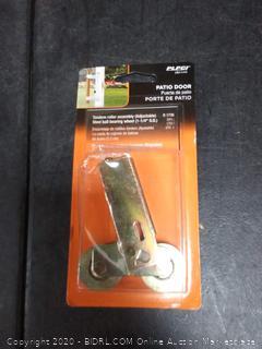 plpci patio door tandem roller assembly plus door chain