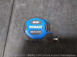 Cobalt 25 ft measuring tape