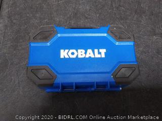 Kobalt 52 piece drill bit set