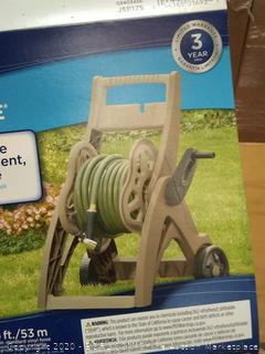 Suncast Plastic 175-ft Cart Hose Reel in the Garden Hose Reels(needs new reel)