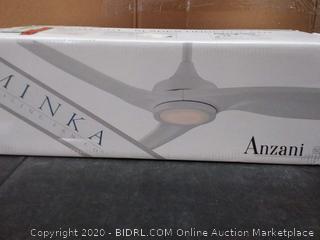 """Minka ceiling Fan - Anzani  50"""" ceiling fan"""
