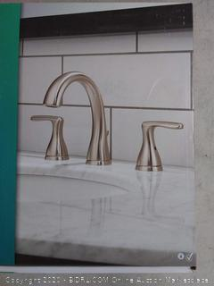 Peerless - Apex Series Two Handle Widespread Lavatory Faucet (online $106)