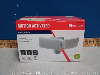 Utilitech Motion Activated Security Light