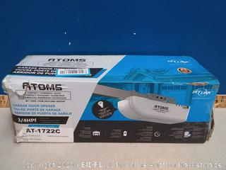 Atoms Compact and Quiet Garage Door Opener (online $150)