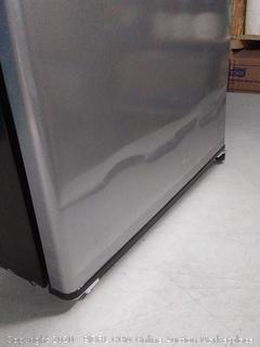 Frigidaire Compact Refrigerator(powers on/scuffed)