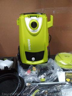 856890003733 - Sun Joe, Electric Pressure Washer SPX3000