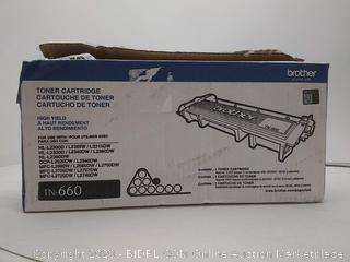 brother tn660 toner cartridge