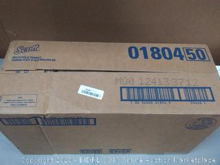 16 Pk/CT 9 1/5 x 9 2/5 Scott White Fiber Multi-Fold Towels