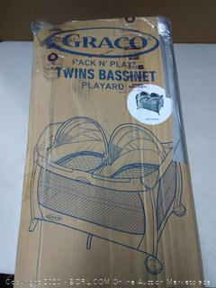 Graco Baby® 1812884 - Pack 'n Play™ Twin Bassinet Playard