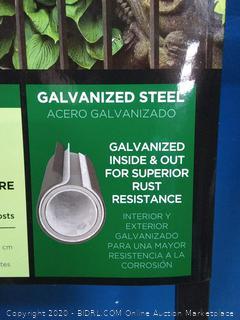 "Panacea Products 87103, 30"" X 36"" Metal Fence, Black (online $36)"