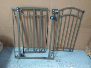 Summer Infant multi-use decorative safety gate(missing pcs) online $69