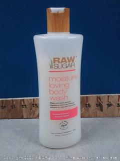 Raw Sugar Body Wash Watermelon + Mint 25 oz - Harmon Face