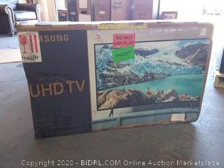 Samsung UHD TV 43 inch 7 Series  RU7100 (broken display)