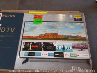 Samsung UHD TV 55 inch 6 series nu6900 (crack display) Online $600