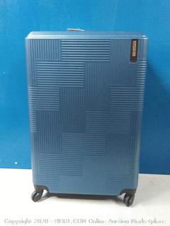 """American Tourister Stratum XLT 28"""" Spinner Luggage Blue Spruce (online $94)"""