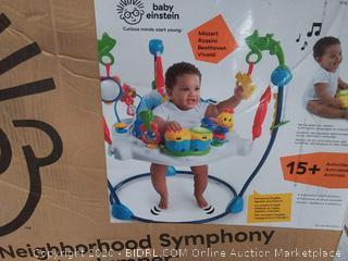 Baby Einstein Neighborhood Symphony Activity Jumper (online $99)