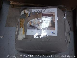 Ink+Ivy Alpine King/Cal King 3 Piece Comforter Set (online $143)