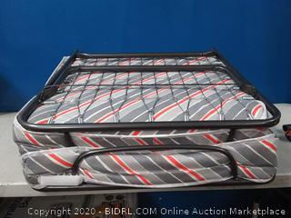 Linon Verona Cot-Size Folding Bed, Multicolored (online $139)