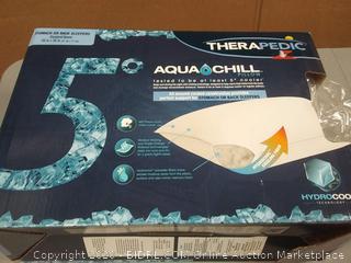 therapedic Aqua chill pillow 5 degrees cooler