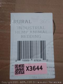 roll Industrial Hemp animal bedding (Rack 1 floor)