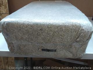rent a coop 300L hemp bedding (Rack 1 floor)
