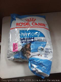 royal Canin puppy large dog food