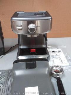 Calphalon temp IQ espresso machine (powers on )(used)