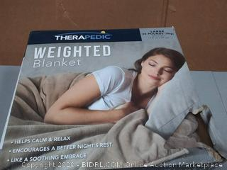 thermapedic weighted blanket