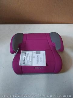 Cosco topside booster seat pink